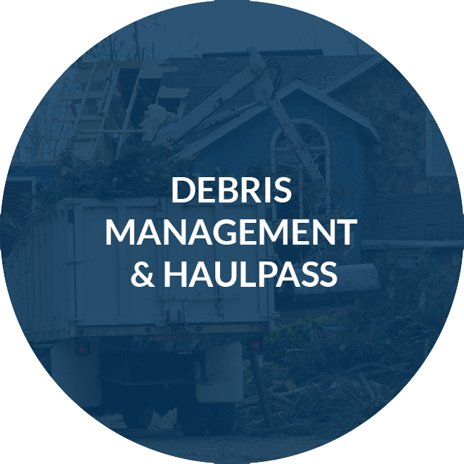 debris management & haulpass