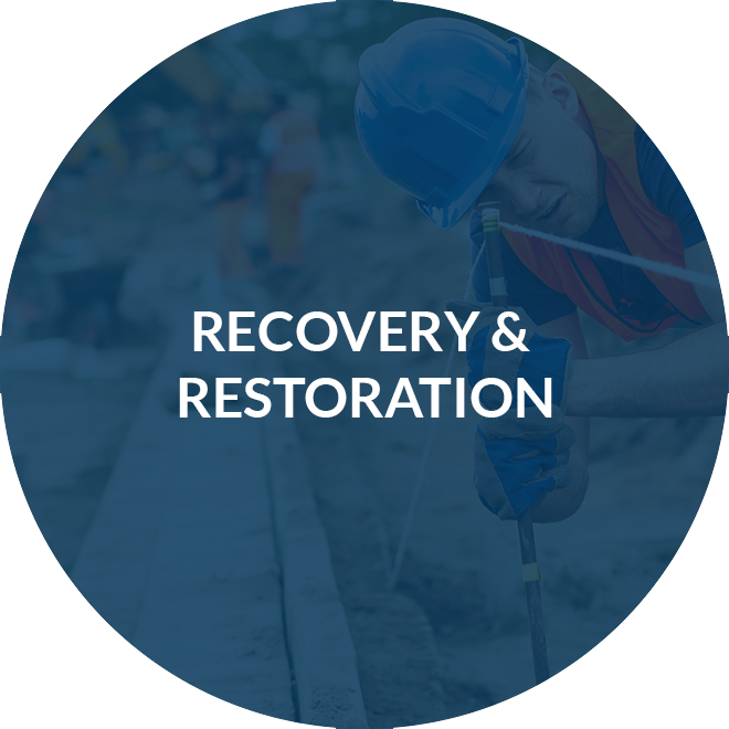 recovery and mitigation